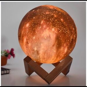 "Other - 7"" moon lamp"